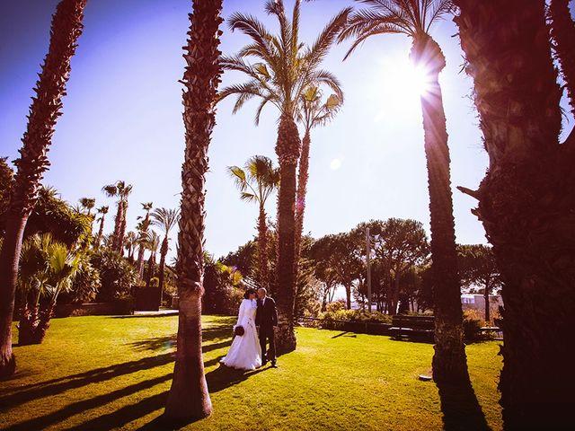 La boda de David y Eva en Sant Vicenç De Montalt, Barcelona 48