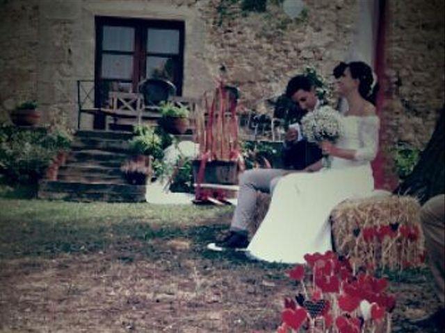 La boda de Eloi y Maria en Llagostera, Girona 5