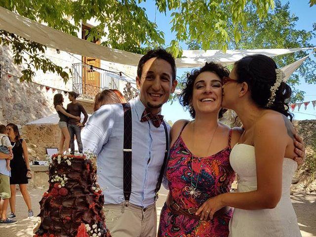 La boda de Eloi y Maria en Llagostera, Girona 2