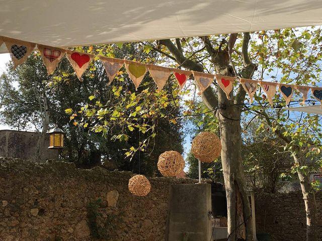 La boda de Eloi y Maria en Llagostera, Girona 6