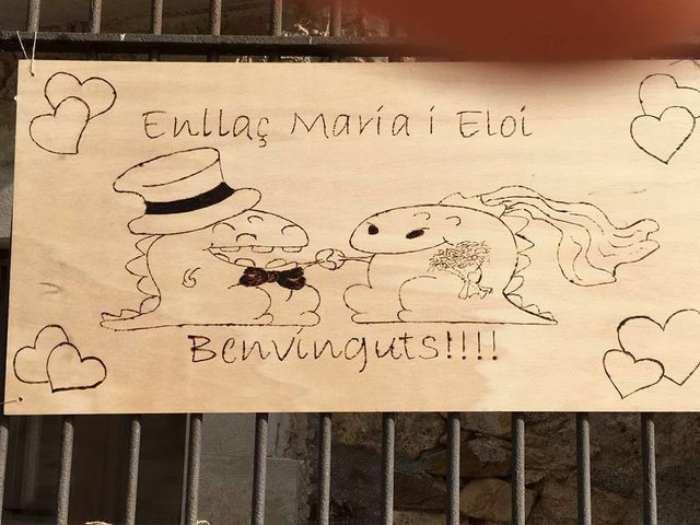 La boda de Eloi y Maria en Llagostera, Girona 8