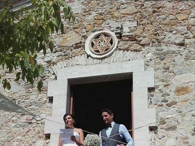 La boda de Eloi y Maria en Llagostera, Girona 9