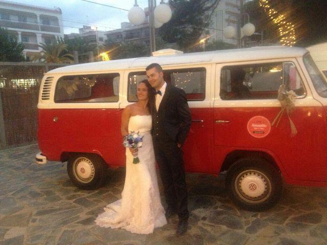 La boda de Juanito y Rebeca en Malgrat De Mar, Barcelona 7