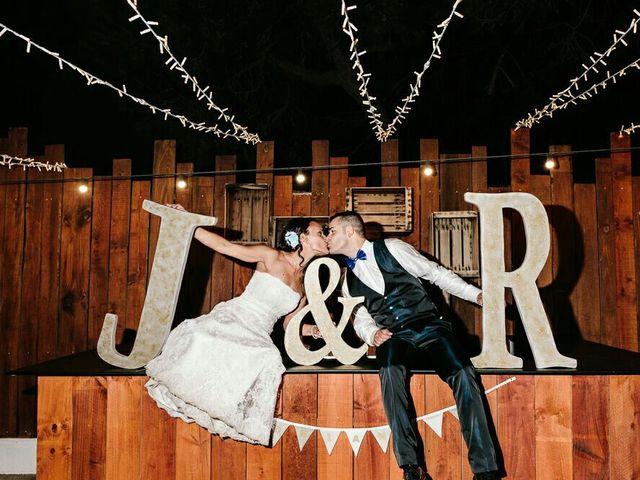 La boda de Juanito y Rebeca en Malgrat De Mar, Barcelona 1