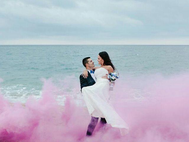 La boda de Juanito y Rebeca en Malgrat De Mar, Barcelona 8