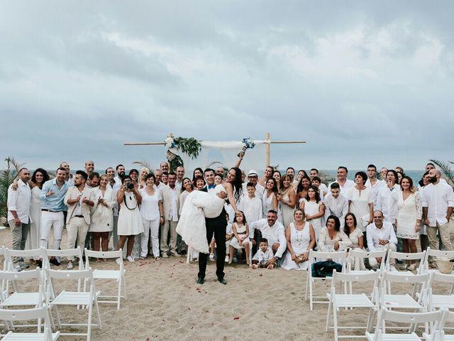 La boda de Juanito y Rebeca en Malgrat De Mar, Barcelona 15