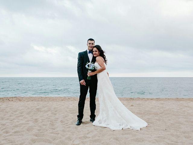 La boda de Juanito y Rebeca en Malgrat De Mar, Barcelona 2