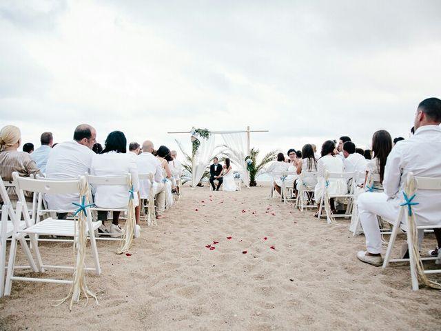 La boda de Juanito y Rebeca en Malgrat De Mar, Barcelona 22