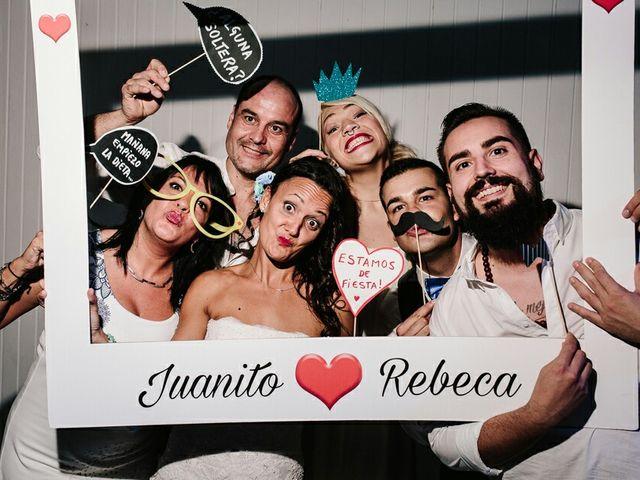 La boda de Juanito y Rebeca en Malgrat De Mar, Barcelona 33