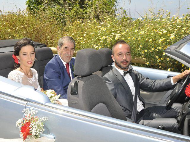 La boda de Raúl y Maribel en El Palmar, Cádiz 6