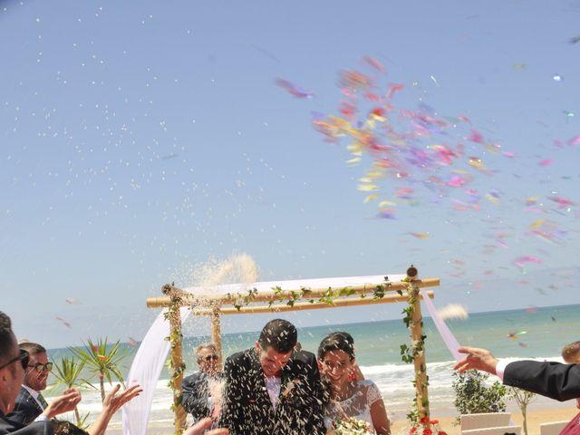 La boda de Raúl y Maribel en El Palmar, Cádiz 8