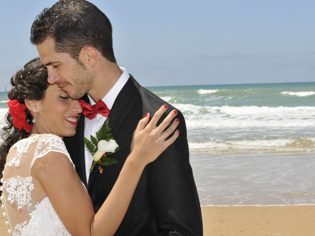 La boda de Raúl y Maribel en El Palmar, Cádiz 9