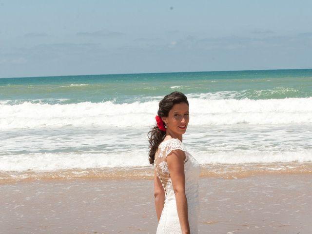 La boda de Raúl y Maribel en El Palmar, Cádiz 10