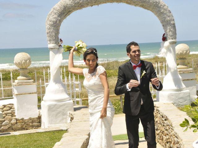 La boda de Raúl y Maribel en El Palmar, Cádiz 13
