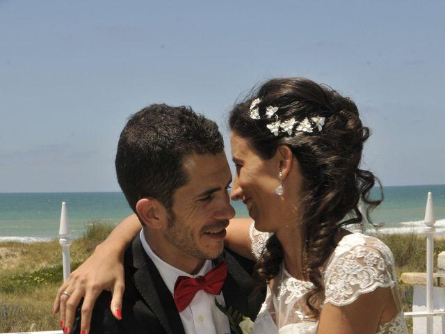 La boda de Raúl y Maribel en El Palmar, Cádiz 15