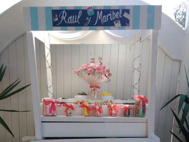 La boda de Raúl y Maribel en El Palmar, Cádiz 16