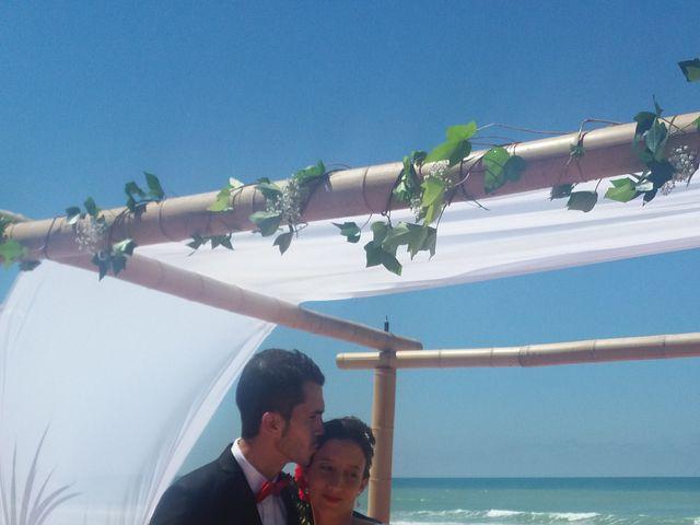 La boda de Raúl y Maribel en El Palmar, Cádiz 17