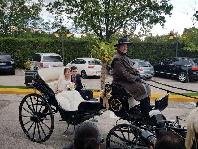 La boda de Alma y Fernando