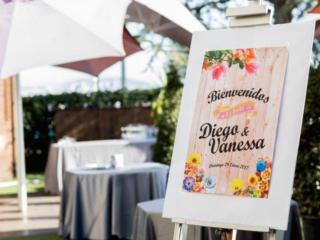 La boda de Diego y Vanessa en Sant Boi De Llobregat, Barcelona 3