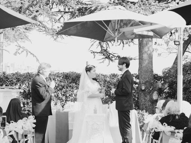 La boda de Diego y Vanessa en Sant Boi De Llobregat, Barcelona 1