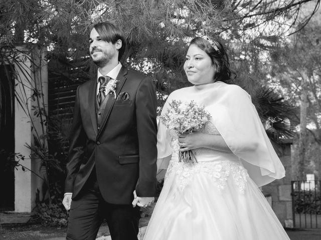 La boda de Diego y Vanessa en Sant Boi De Llobregat, Barcelona 6