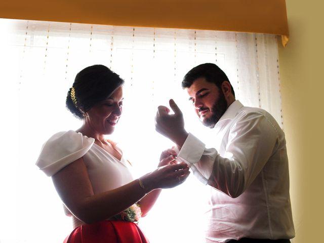 La boda de David y Iris en Redondela, Pontevedra 10