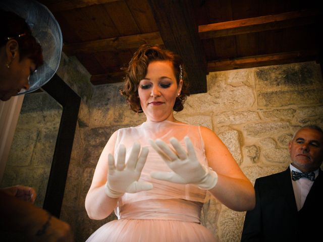 La boda de David y Iris en Redondela, Pontevedra 24