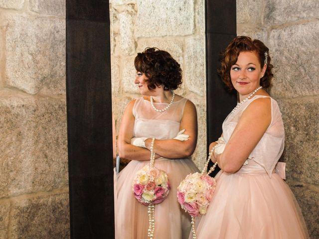 La boda de David y Iris en Redondela, Pontevedra 30