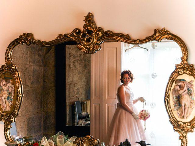 La boda de David y Iris en Redondela, Pontevedra 31