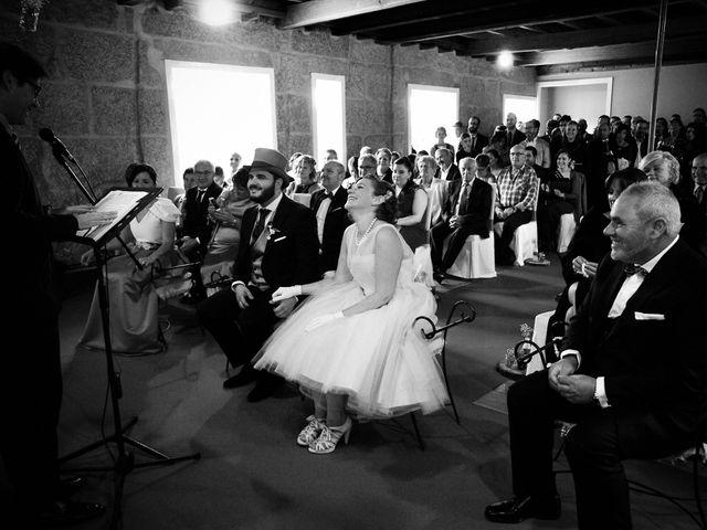 La boda de David y Iris en Redondela, Pontevedra 32