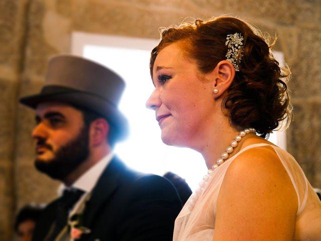 La boda de David y Iris en Redondela, Pontevedra 33