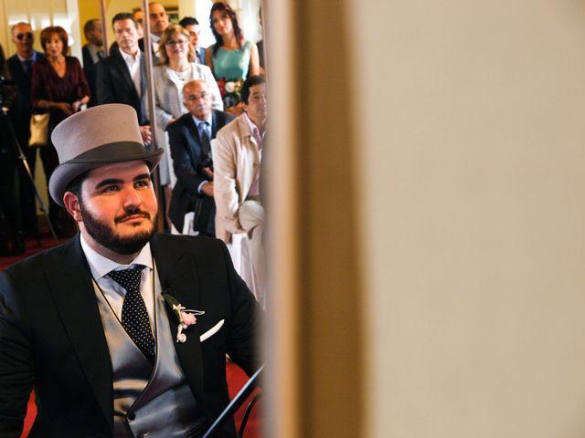 La boda de David y Iris en Redondela, Pontevedra 34