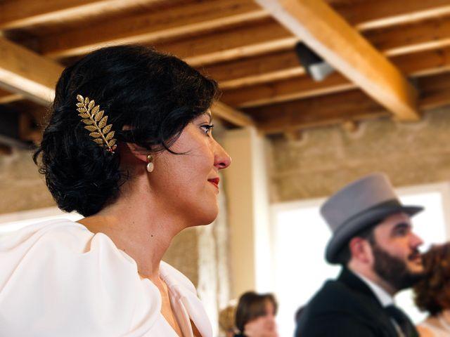 La boda de David y Iris en Redondela, Pontevedra 36