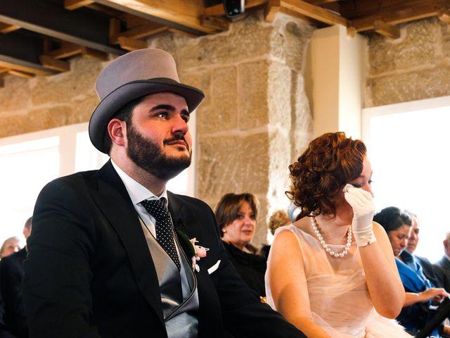 La boda de David y Iris en Redondela, Pontevedra 37
