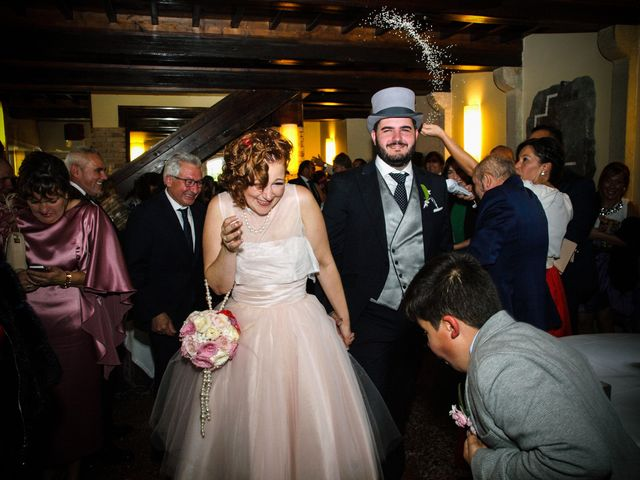 La boda de David y Iris en Redondela, Pontevedra 38