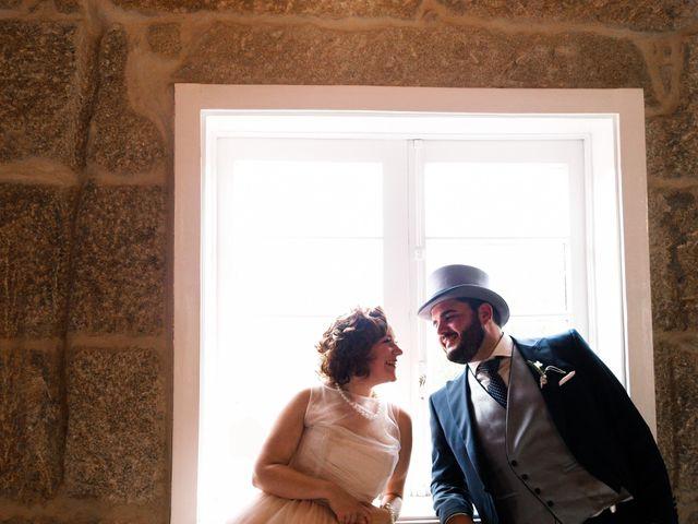 La boda de David y Iris en Redondela, Pontevedra 39