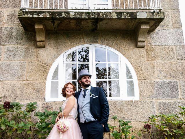 La boda de David y Iris en Redondela, Pontevedra 40