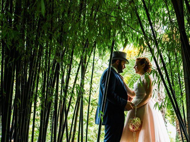 La boda de David y Iris en Redondela, Pontevedra 42