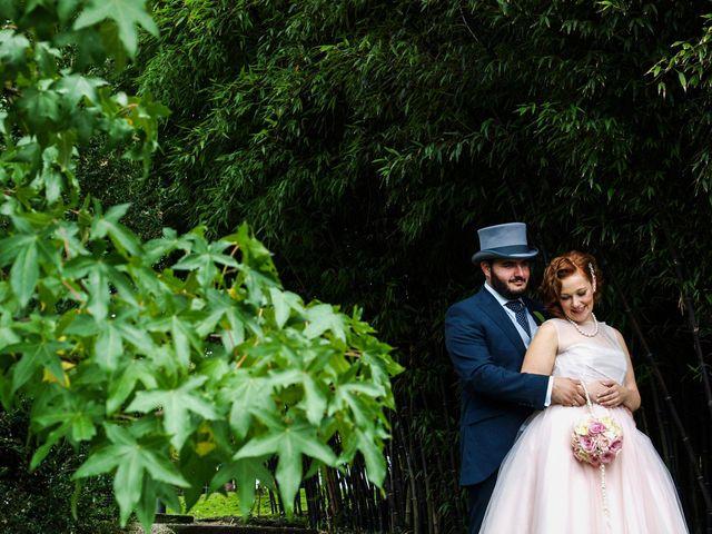 La boda de David y Iris en Redondela, Pontevedra 43