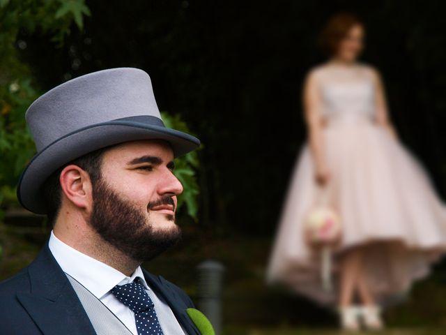 La boda de David y Iris en Redondela, Pontevedra 45
