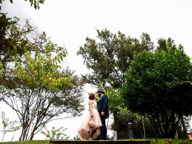 La boda de David y Iris en Redondela, Pontevedra 47