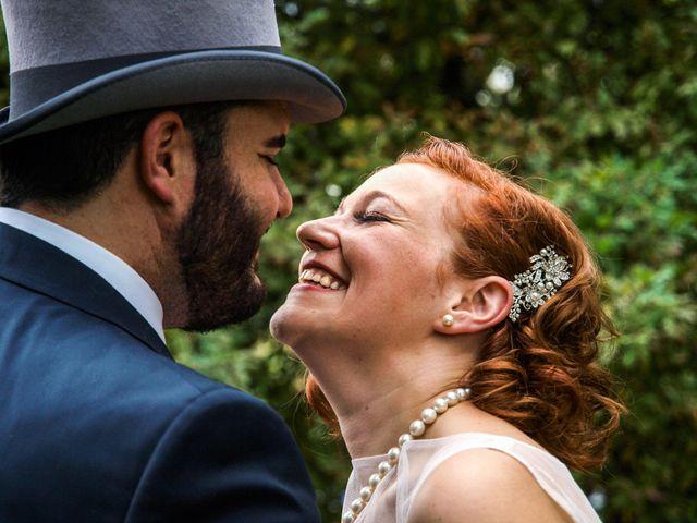 La boda de David y Iris en Redondela, Pontevedra 48