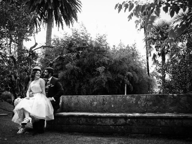 La boda de David y Iris en Redondela, Pontevedra 49
