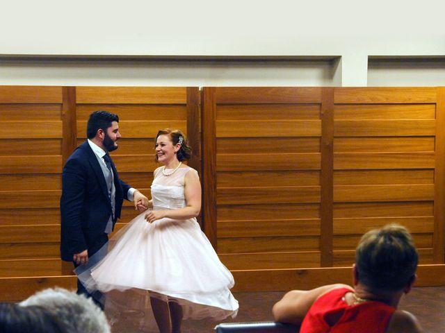 La boda de David y Iris en Redondela, Pontevedra 51
