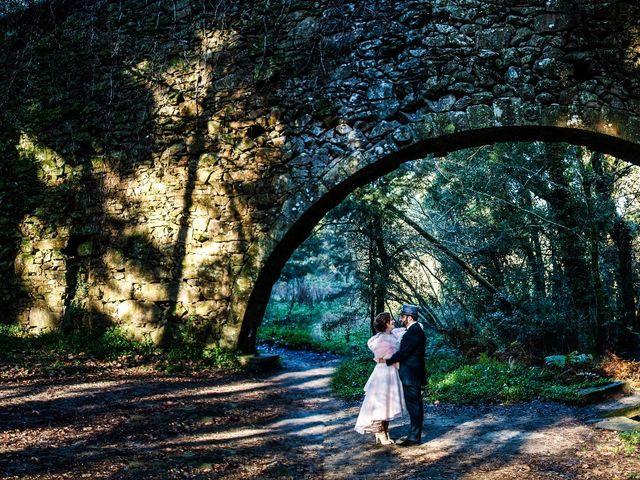 La boda de David y Iris en Redondela, Pontevedra 2