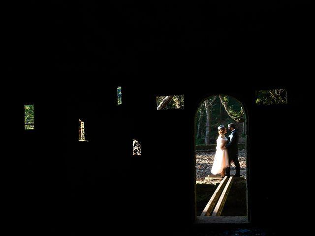 La boda de David y Iris en Redondela, Pontevedra 1