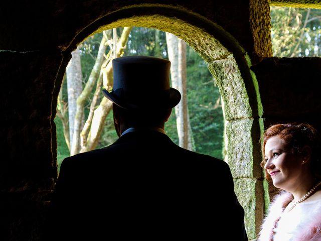La boda de David y Iris en Redondela, Pontevedra 64