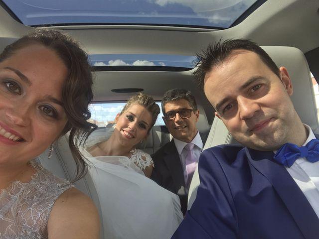La boda de Lidia y Moisés en Pineda De Mar, Barcelona 2