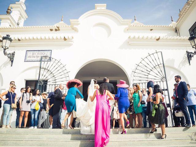 La boda de Patricia y Joaquin en El Rocio, Huelva 2