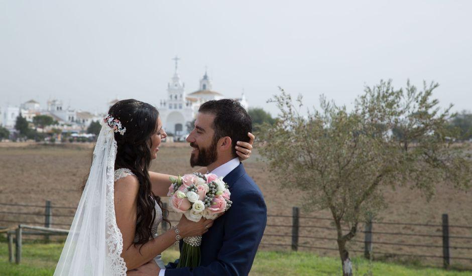 La boda de Patricia y Joaquin en El Rocio, Huelva